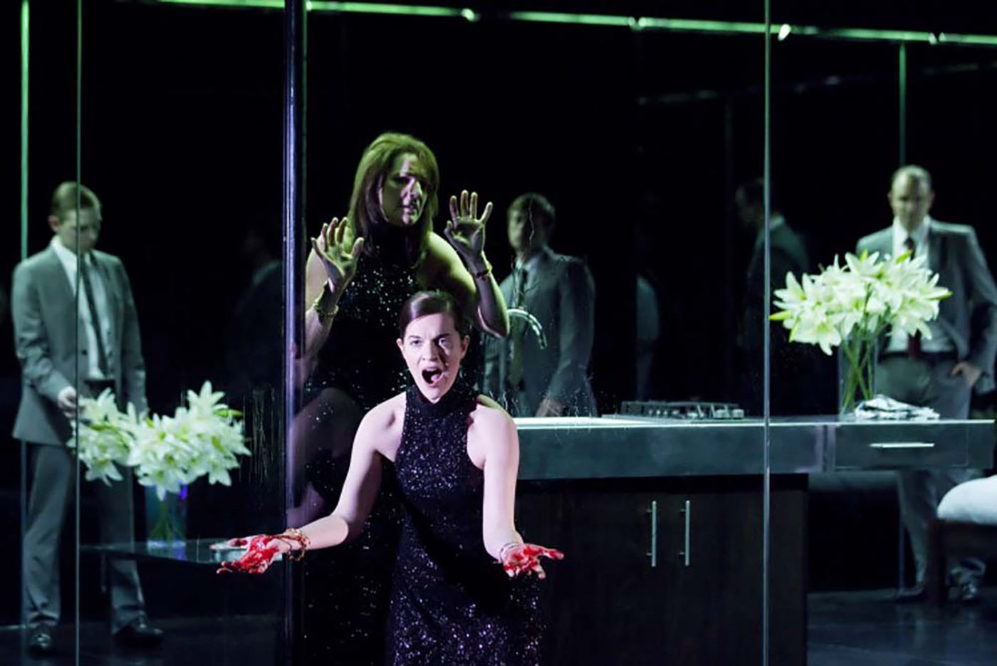Monteverdi The return of Ulisses, English National Opera