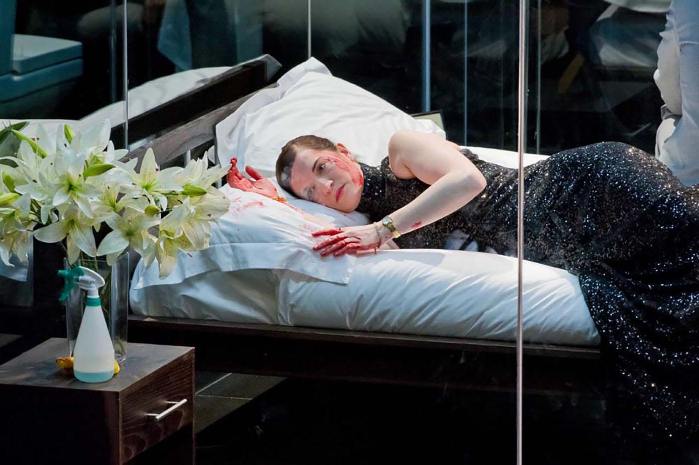 Monteverdi The return of Ulisses, English National Opera