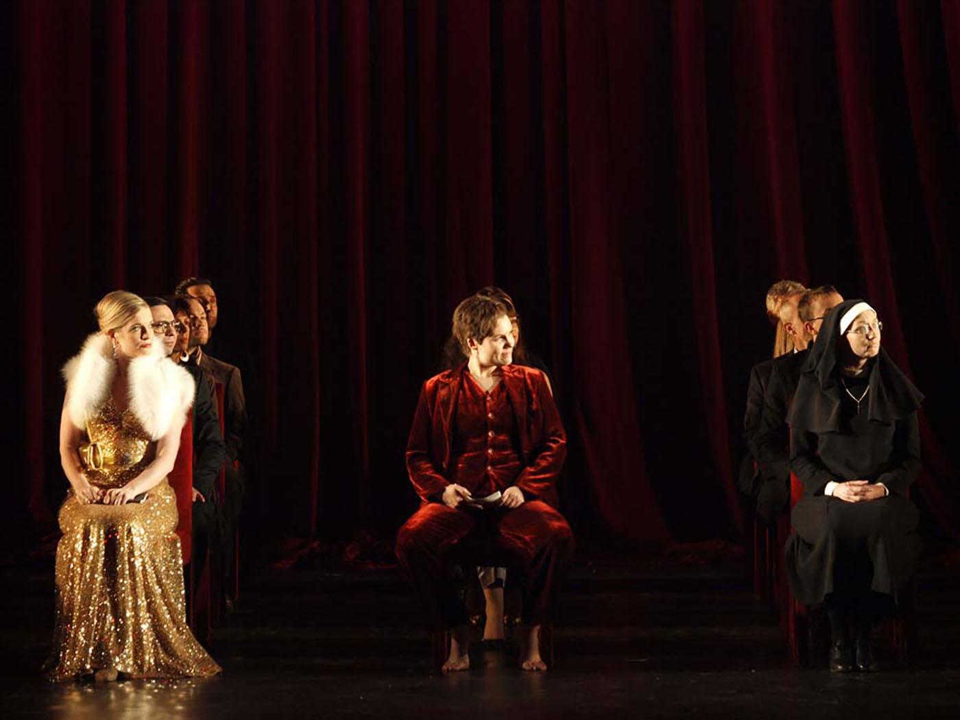 Monteverdi Poppea, Theater an der Wien