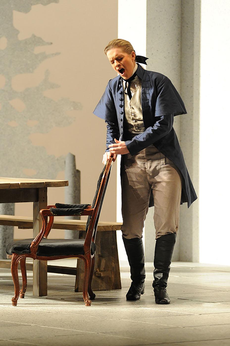 Mozart La finta giardiniera (RCM)
